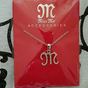 Miss Me Necklace