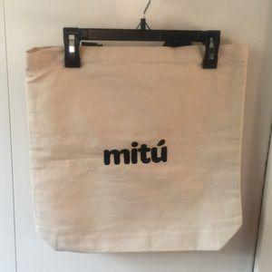 Mitú canvas bag