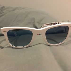 Rare print ray bans or best offer