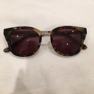 Madewell Cateye Sunglasses