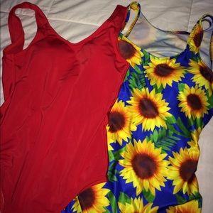 Bundle 2 swimsuits