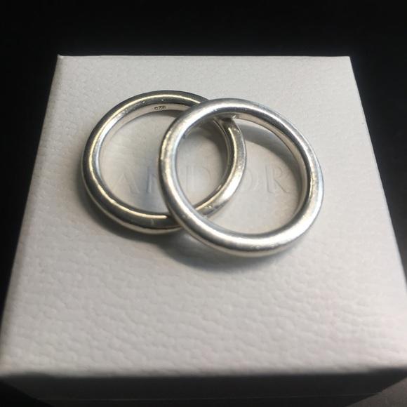 b142c00ad Pandora Quietly Spoken Ring (2 available). M_59c992f52de512bc440917c9