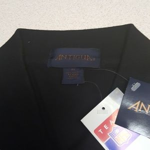 731efd9ba Antigua Shirts - Minnesota Vikings NFL team zip pique polo xl