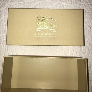 Burberry Sunglasses Box