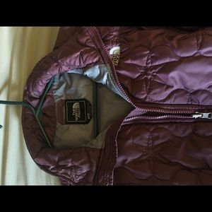 dc288bc5a North Face lily thermal jacket