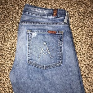 """7 for All Mankind """"A"""" Pocket"""