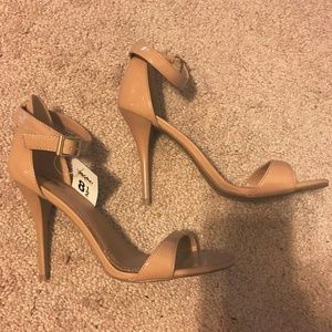 Mossimo Pamela Ankle Strap Sandals