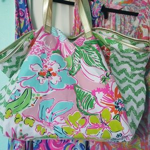 Lilly for Target Nosey Posey tote