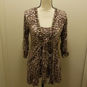 CAbi 2pc Top Size M