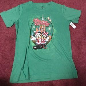 Women's Christmas Disney T-Shirt