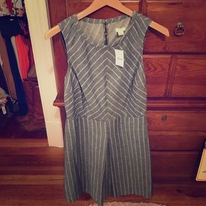 J. Crew NWT Denim Dress