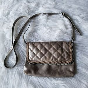 American Eagle Outfitters Tan Crossbody Purse