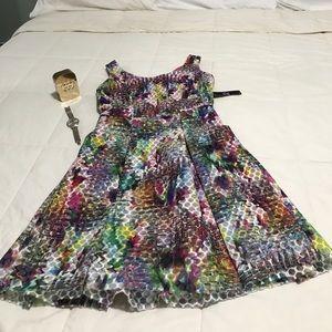 Women's Colorful dress