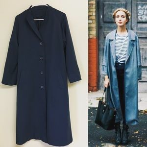 Vintage 70's Trench Coat/Duster