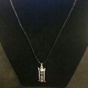 Jewelry - Hourglass Pendant