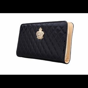 Crown Royale Quilted Wallet