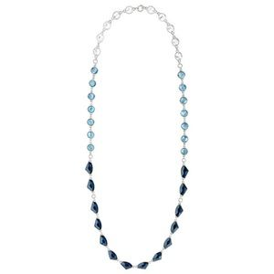 Chloe And Isabel royal convertible necklace Blue