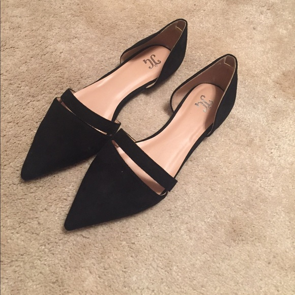 eef78ce2a154 Shoes | Jg Pointed Flats Womens Size 9 Us New | Poshmark