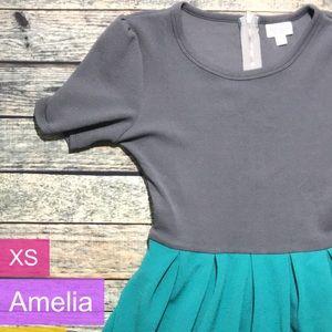 LuLaRoe Amelia Dress with pockets