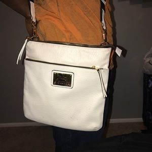 White Juicy Couture crossbody✨