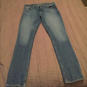 Men's Mossimo Lightly distressed jeans