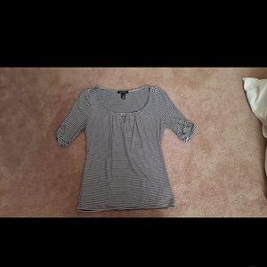3/4 WHBM shirt