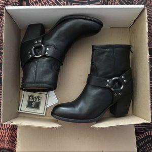 Frye Tabitha Harness Short boots