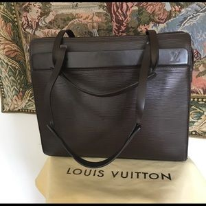 Louis Vuitton Epi Shoulder Bag