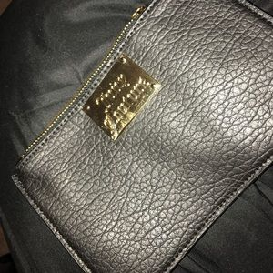 Juicy couture black pouch✨ NWT