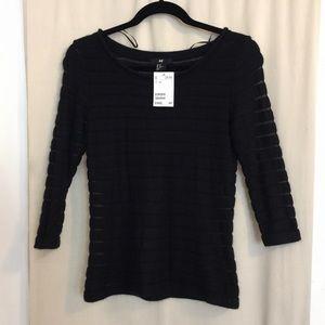 NWT H&M Fuzzy Sweater