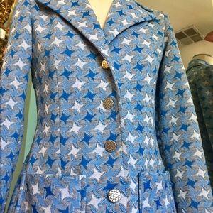 Vintage pants suit set Alaron Ltd California