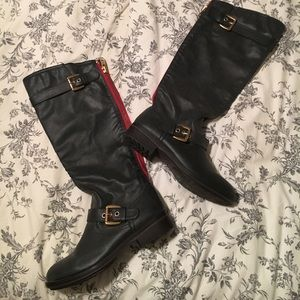 Candies Riding Boots