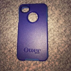 An otter protective iPhone 5 case