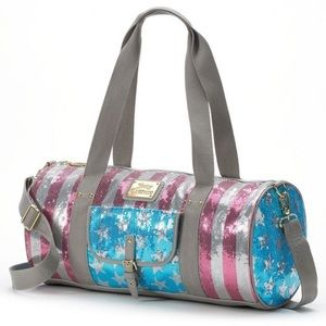 Juicy Couture Patriotic Duffle Bag