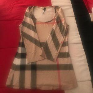 Woman's Burberry Brit Shirt