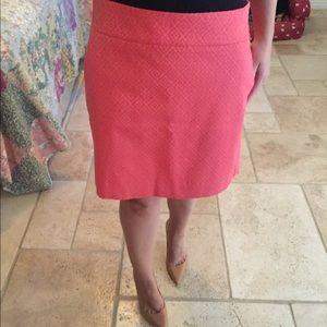 Coral Ann Taylor skirt