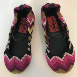 ac9bf2a8d975 Missoni for Target Shoes - Missoni for Target Baby Flats