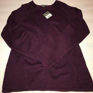 Eddie Bauer NWT women's medium sweater