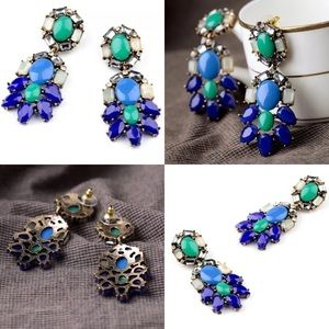 Earrings Pop of Color You Need