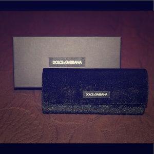 New Dolce & Gabbana case for eyeglasses