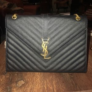 YSL lookalike (caviar leather)