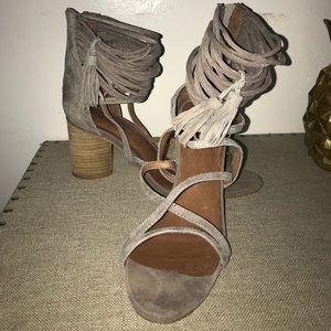 Jeffrey Campbell sandal heels
