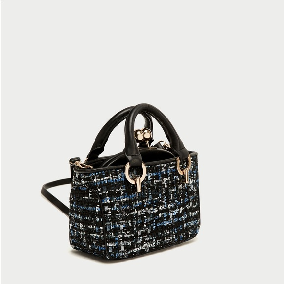 e152fb3c6f Zara Triple-Function Mini Crossbody Bag. M 59c9a7c0eaf030e83009d2e5
