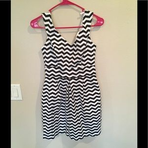 Black and White dress for great occasions