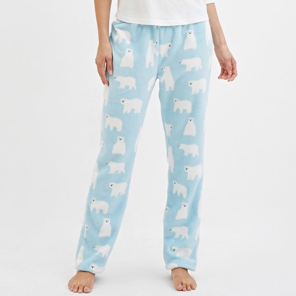 cf4944acb009 Forever 21 Other - Forever 21 Polar Bear Pajamas