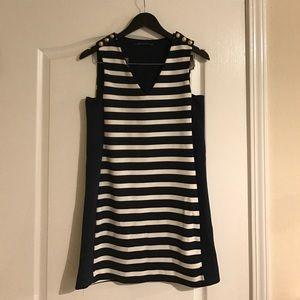 Zara stripped dress