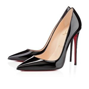 Christian Louboutin So Kate, Worn Once, 35.5