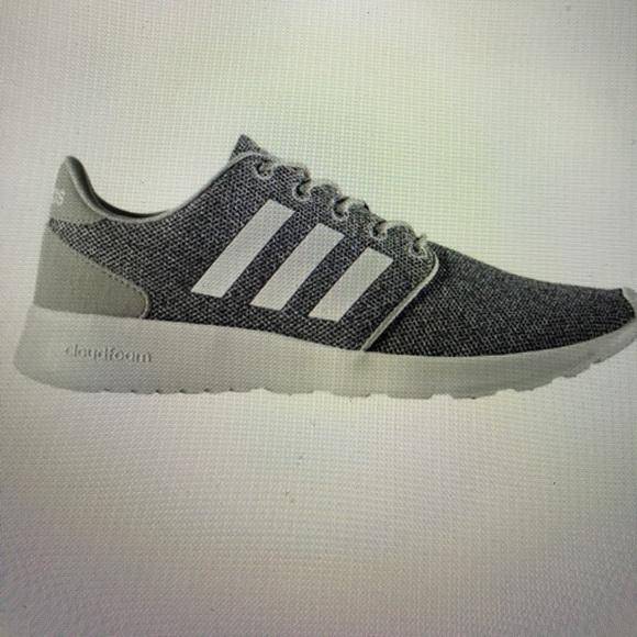 976bdd4e7ef adidas Shoes - Adidas Women s NEO Cloudfoam QT Racer Sneaker Grey