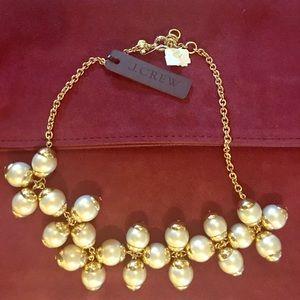 Jcrew Pearl-Like Necklace