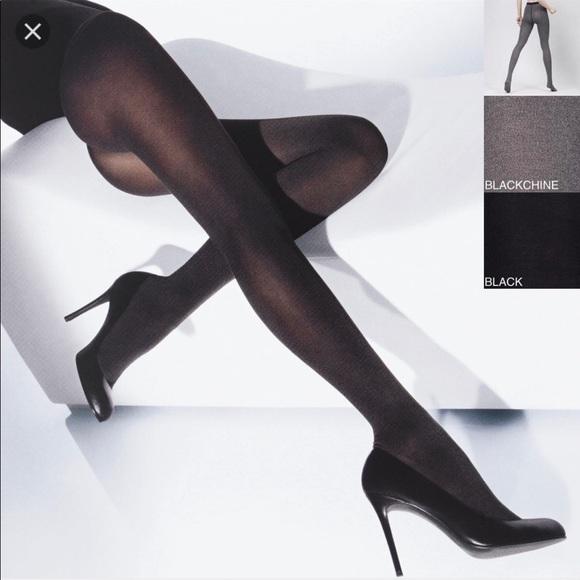 5f395598c04 Wolford cotton velvet tights